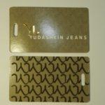картонные ярлыки для одежды